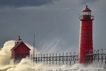 National Lighthouse Day / National Lighthouse Day is August 7th to remember a 1789 Congressional act that established support of lighthouses, buoys, beacons and public piers