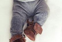 baby boy / Dressing baby boy