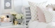 Apartment Inspiration / Ideas to inspire for room decor in small spaces