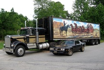 Going Trucking / BIG Wheels Rolling Moving On! / by Fired Up Jim Hammons