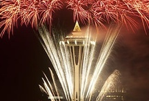 2012 New Year's Eve Across the USA / See how New Year's Eve is celebrated across America.