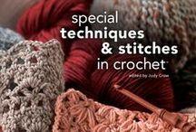 Crochet, Knit and Yarn