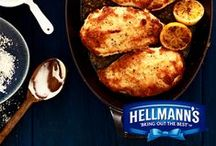 Hellmann's Classic Recipes / It's hard to beat these recipes using Hellmann's Mayonnaise. So classic!
