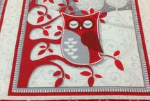 Stitch On Prints / Hand Stitching with Aurifil Threads