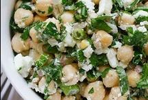 Salads / Salade / Ensalada