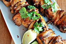 Main Dish- On the Grill