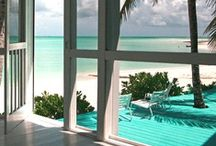 beach house / by Sandy Yorks