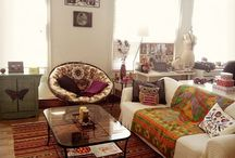 Eclectic Rooms / by Terri Dawn