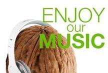 Enjoy our Music / Disfruta de la mejor música para practicar deporte y mantener tu cuerpo en forma ;)