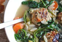 Main Dish- Soup