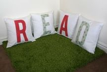 Reading Spaces / A collection of fun and inspiring reading nooks / by Portsmouth Public Library