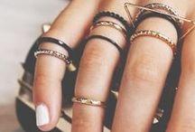 Rings n' Things / by itml98