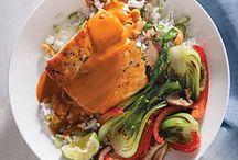 Main Dish-  Seafood