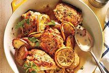 Main Dish- Chicken