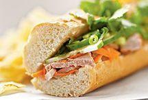 Main Dish- Sandwiches!