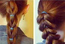 Hair Again / by Debra-ann Jackson