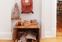 kids space / Inspiration for kid spaces.  Whimsical, everyday, fun.