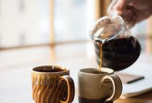 cafe / A completely necessary collection of beautiful coffee photographs and recipes to try.