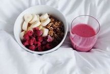 breakfast / Recipes and ideas for the most important meal of the day.