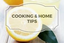 Cooking & Home Tips and Tricks / Tips and tricks to help you around the home and in the kitchen
