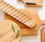 CUTTING BOARDS / When you are a chef in your own kitchen, using the right kitchen tools is essential. For perfect slicing, dicing, and chopping, you need a beautiful, quality, sustainable cutting boards. Made of a variety of hard woods, these cutting boards are an essential piece to your kitchen and come in handy everyday.   https://etuhome.com/collections/cutting-boards