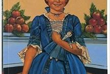 Felicity's Christmas- American Girl Holidays in the Colonies / Learn about Colonial America and celebrate a Colonial Christmas !  Homemade ornaments, colonial recipes, and lots of Colonial Christmas activities !