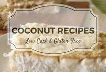 Coconut Recipes / Coconut recipes