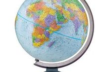 Homeschool-  Geography / Mostly FREE and FUN ideas for teaching Geography !