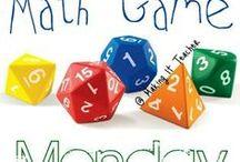 Homeschool- Math Fun ! / Mostly FREE and FUN ideas for teaching math !