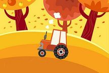 Littles- Fall Fun / Everything Fall for the preschool bunch