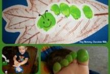 Littles- Spring Fun / Spring activities, projects, and more for the preschool bunch