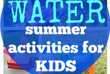 Littles- Summer Fun / Summer activities, projects, and more for the preschool bunch
