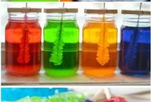 Littles- Science Fun / How to teach FUN beginning science concepts to your preschoolers.