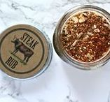 Spice up your life ! / Another alternative to marinades and sauces, spices can perfect match all your meat recipes.