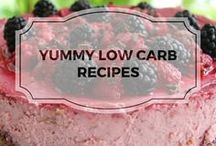 Yummy Low Carb Recipes / Share the low carb love and your recipes.   If you would like an invitation please follow the board and email me your Pinterest profile at contact@divaliciousrecipes.com All spammers will be blocked and deleted. Please report all spam to me.