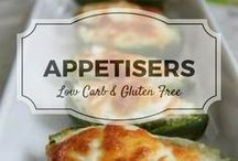 Appetizers / All my favourite appetizers recipes from Divalicious Recipes plus my favourite recipes from Pinterest. Mostly low carb, clean eating, gluten free, paleo, and diabetic friendly.
