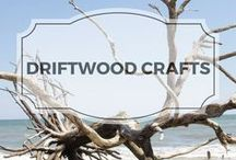 Driftwood Crafts / Craft and art made from driftwood