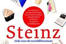 Steinz ~ wereldliteratuur / Dagkalender van de wereldliteratuur.