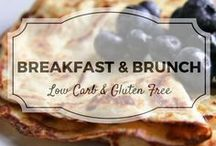 Low Carb Breakfast & Brunch / All the low carb and gluten free breakfast and brunch recipes from Divalicious Recipes plus my favourite recipes from Pinterest. Mostly low carb, clean eating, gluten free, paleo, and diabetic friendly.