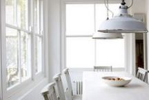 MODERN FARMHOUSE / A collection of ideas, products, and design I'd love to have in our home. Either the real or imaginary one.   / by allisa jacobs