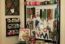 Organizing Crafts / by Sienna Searle