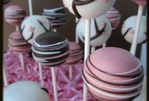 Cake Pop Mania / This is my new obsession... / by Maurie Martin