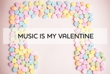 Be Our Valentine? / Love & Music / by Rhapsody