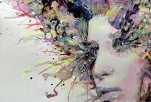 Artsy Stuff / by Lauren Ashley