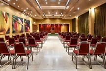Congress Centre / The Enterprise Hotel congress centre covers an area of over 1000 sqm. The 8 meeting rooms have different sizes and modular design plan for a functional setup of your event.