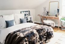 Master bedroom / by Chloe Rushworth