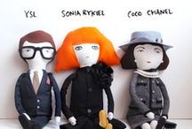Dolls / by Stephanie Dockhorn