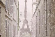 Favorite Cities \\ Paris