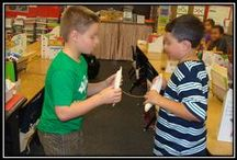 Team Building Activities / Team-building activities for the elementary classroom, perfect for back-to-school