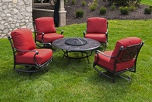 Hanamint Outdoor Patio Furniture / As one of the largest and highest quality manufacturers of outdoor patio furniture in the world, Hanamint takes pride in their timeless classics and ever popular designs.